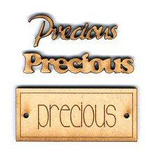 Word Set Precious